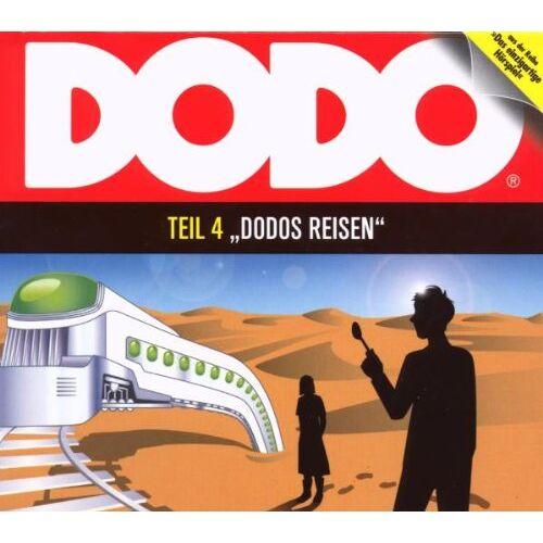 Menger, Ivar Leon - Dodo - Folge 4: Dodos Reisen. Hörspiel. - Preis vom 22.01.2021 05:57:24 h