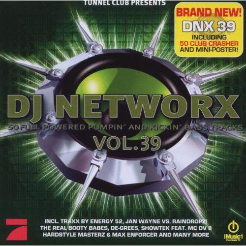 Various - DJ Networx Vol.39 - Preis vom 12.04.2021 04:50:28 h