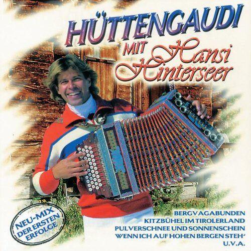 Hansi Hinterseer - Hüttengaudi M.Hansi Hinterseer - Preis vom 20.10.2020 04:55:35 h