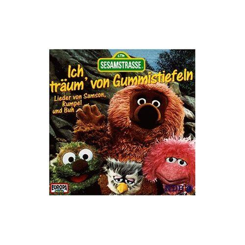 Sesamstrasse - Ich träum' von Gummistiefeln - Preis vom 05.09.2020 04:49:05 h