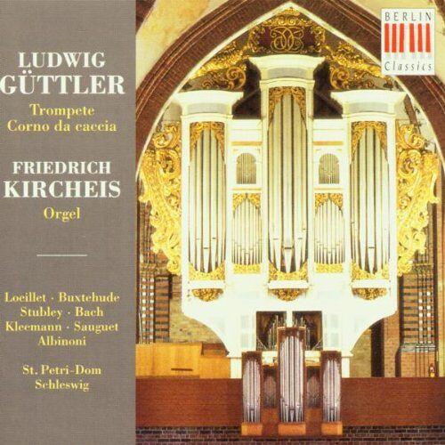 l. Güttler - Musik für Trompete und Corno da caccia - Preis vom 17.04.2021 04:51:59 h