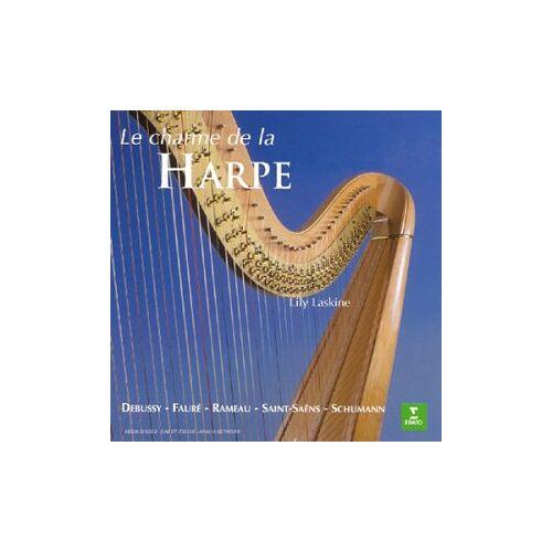 Lily Laskine - Le Charme de la Harpe - Preis vom 12.04.2021 04:50:28 h