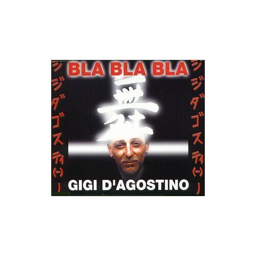 Gigi D'Agostino - Bla Bla Bla - Preis vom 02.03.2021 06:01:48 h