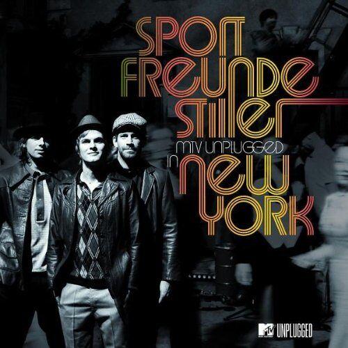 Sportfreunde Stiller - Mtv Unplugged in New York (Ltd.Del.Edt.) - Preis vom 22.10.2020 04:52:23 h