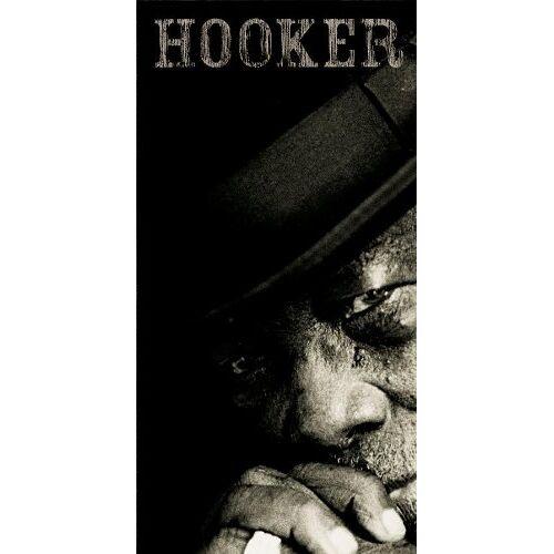 John Lee Hooker - Hooker - Preis vom 20.10.2020 04:55:35 h
