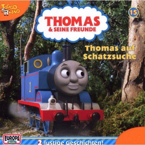 Thomas & Seine Freunde - 15/Thomas auf Schatzsuche - Preis vom 01.03.2021 06:00:22 h