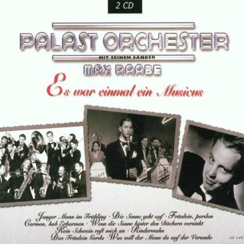 Raabe, Max & Palast Orchester - Palast Orchester mit Max Raabe - Preis vom 12.04.2021 04:50:28 h