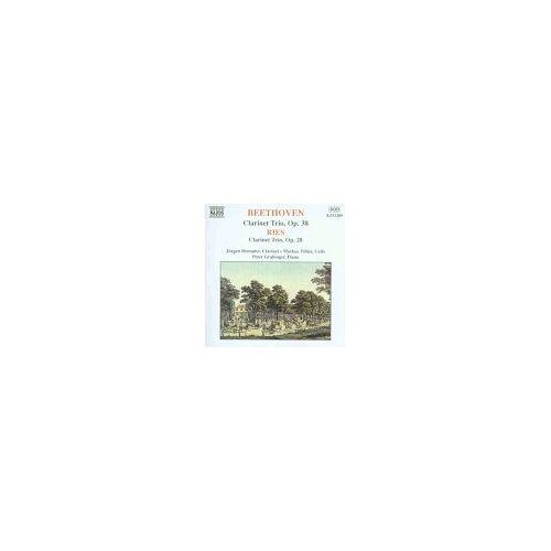 Demmler - Beethoven Klarinettentrio Demmler - Preis vom 20.10.2020 04:55:35 h