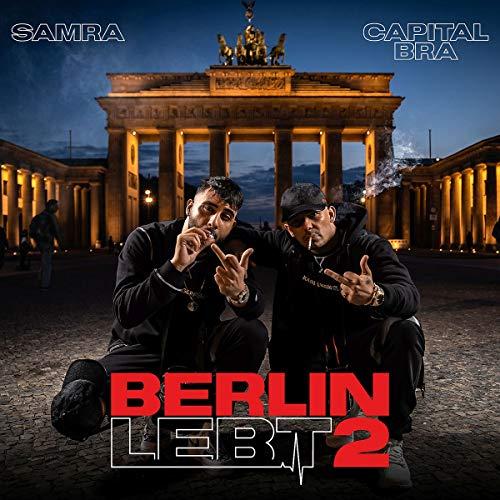Capital Bra & Samra - Berlin Lebt 2 - Preis vom 11.05.2021 04:49:30 h