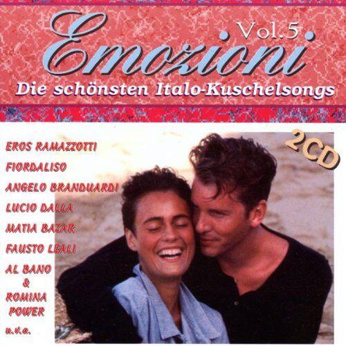 Various - Emozioni Vol.5 - Preis vom 11.04.2021 04:47:53 h
