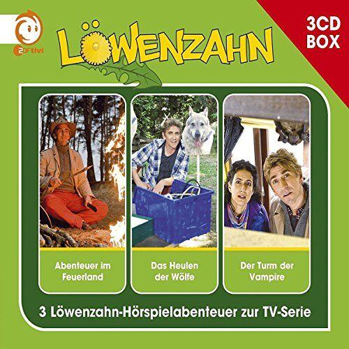 Löwenzahn - Löwenzahn 3-CD Hörspielbox Vol. 4 - Preis vom 18.04.2021 04:52:10 h