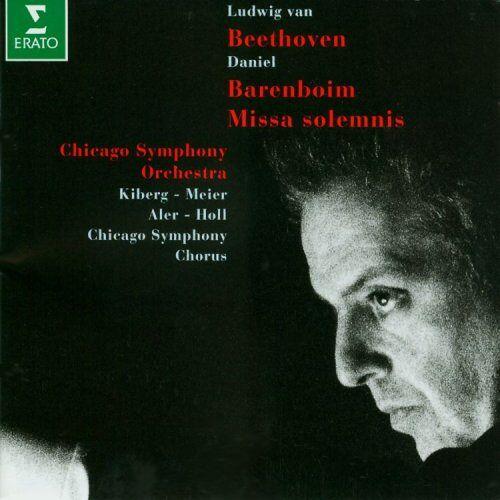Barenboim - Missa Solemnis - Preis vom 01.06.2020 05:03:22 h