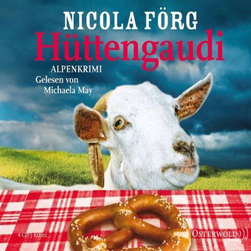 Nicola Förg - Hüttengaudi (4 CDs) - Preis vom 15.10.2020 04:56:03 h