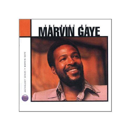 Marvin Gaye - Anthology,the Best of Marvin - Preis vom 08.05.2021 04:52:27 h