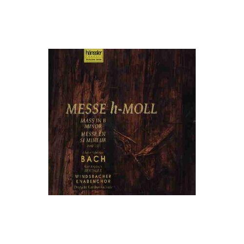 Schäfer - Messe H-Moll Bwv 232 (Ga) - Preis vom 04.09.2020 04:54:27 h