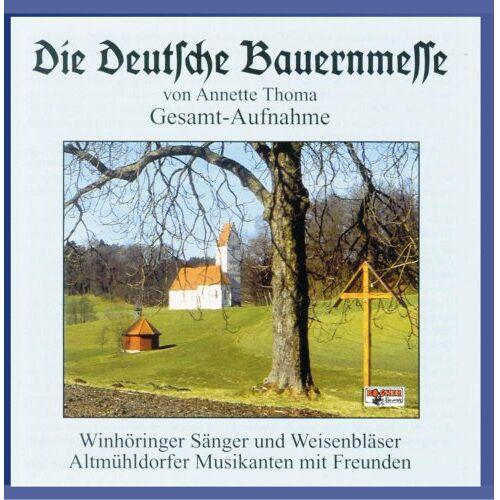 Various - Die Deutsche Bauernmesse - Preis vom 14.04.2021 04:53:30 h