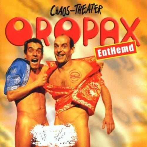 Chaos-Theater Oropax - Enthemd - Preis vom 05.05.2021 04:54:13 h