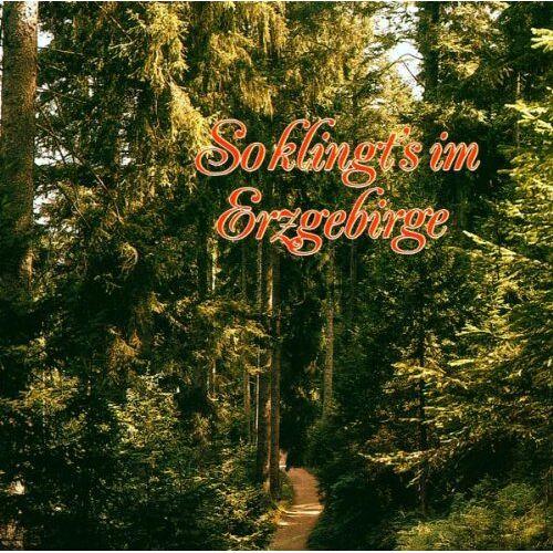 Crottendorfer Spatzen - So Klingt'S im Erzgebirge - Preis vom 04.10.2020 04:46:22 h