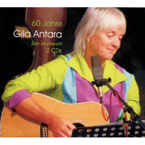 Gila Antara - 60 Jahre Gila Antara Live In Concert - Preis vom 15.04.2021 04:51:42 h