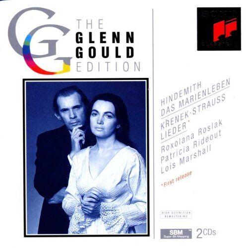 G. Gould - The Glenn Gould Edition - Preis vom 12.05.2021 04:50:50 h