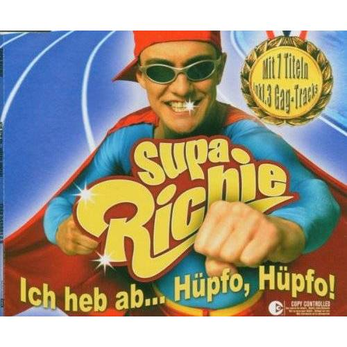 Supa Richie - Ich Heb Ab! (Hüpfo, hüpfo) - Preis vom 20.10.2020 04:55:35 h