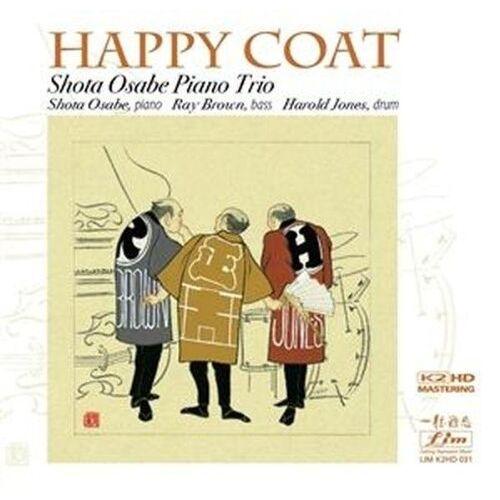 Shota Osabe Piano Trio - Happy Coat - Preis vom 10.04.2021 04:53:14 h