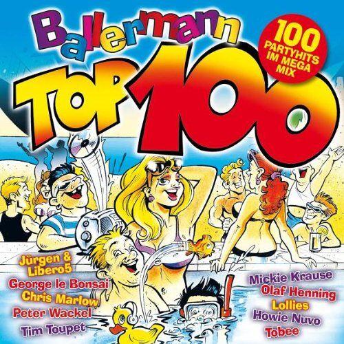 Various - Ballermann Top 100 Vol.1 - Preis vom 20.10.2020 04:55:35 h