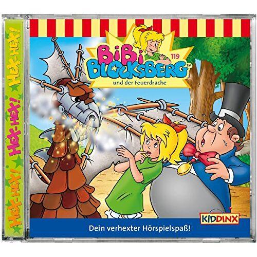 Bibi Blocksberg - Folge 119: Und der Feuerdrache - Preis vom 05.09.2020 04:49:05 h