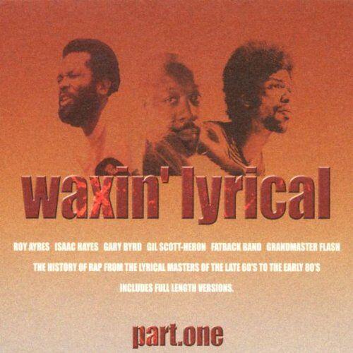 Various - Waxing Lyrical - Preis vom 27.10.2020 05:58:10 h
