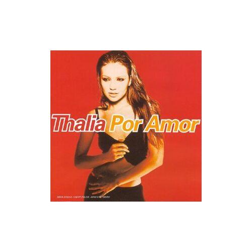 Thalia - Por Amor - Preis vom 14.04.2021 04:53:30 h