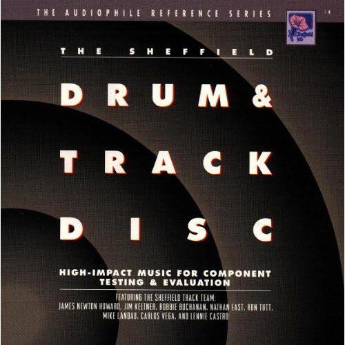 Sheffield Track - Sheffield Track/Drum Record - Preis vom 13.05.2021 04:51:36 h