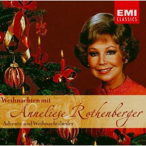 Anneliese Rothenberger - Weihnachten Mit Anneliese Rothenberger - Preis vom 07.05.2021 04:52:30 h