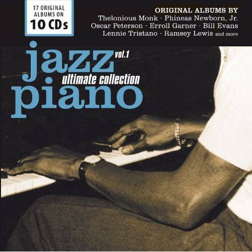 Thelonious Monk - Ultimate Jazz Piano Collection Vol.1 - Preis vom 11.05.2021 04:49:30 h