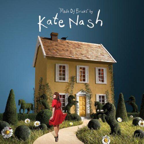 Kate Nash - Made of Bricks by Kate Nash - Preis vom 27.02.2021 06:04:24 h