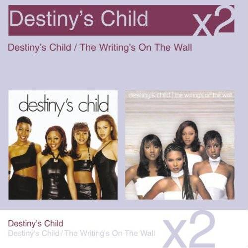 Destiny'S Child - Destiny's Child / The Writing's On The Wall - Preis vom 20.10.2020 04:55:35 h
