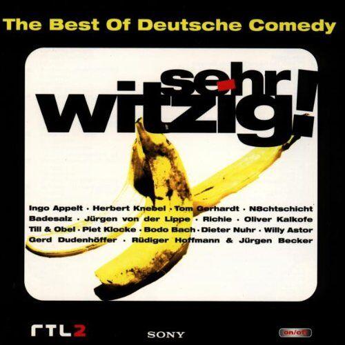 Various - Sehr Witzig! - Preis vom 16.05.2021 04:43:40 h