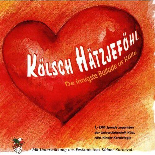 Various - Koelsch Haetzjefoehl - Preis vom 15.05.2021 04:43:31 h
