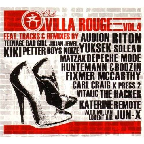 Various - Villa Rouge Vol.4 - Preis vom 04.09.2020 04:54:27 h