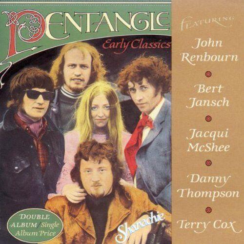 Pentangle - Early Classics - Preis vom 05.05.2021 04:54:13 h