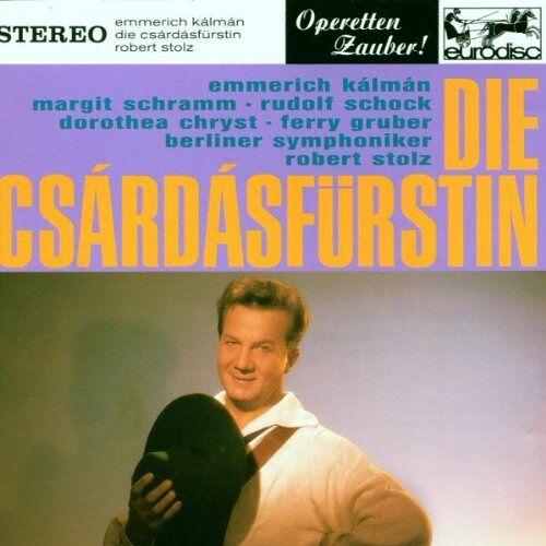 Margit Schramm - Die Csárdásfürstin (Höhepunkte) - Preis vom 20.10.2020 04:55:35 h