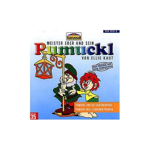 Pumuckl - 35:Pumuckl und die Gartenzwerge/Pumuckl Will Schre - Preis vom 17.04.2021 04:51:59 h