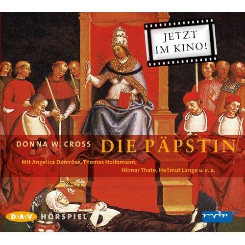 Cross, Donna Woolfolk - Die Päpstin. 2 CDs - Preis vom 27.02.2021 06:04:24 h