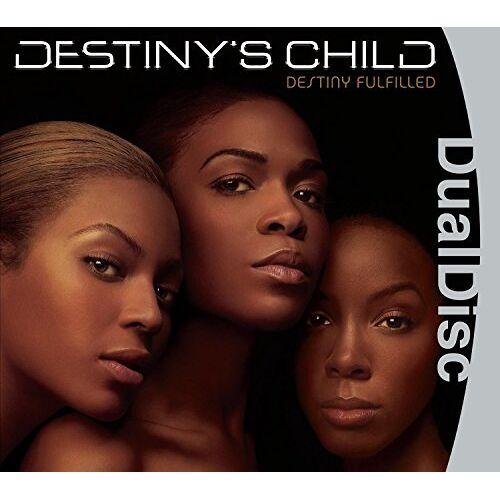 Destiny'S Child - Destiny Fulfilled [Dual Disc] - Preis vom 11.05.2021 04:49:30 h