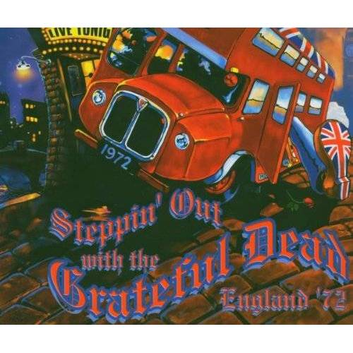 Grateful Dead - Steppin' Out With the Grateful Dead - Preis vom 15.09.2019 05:50:10 h