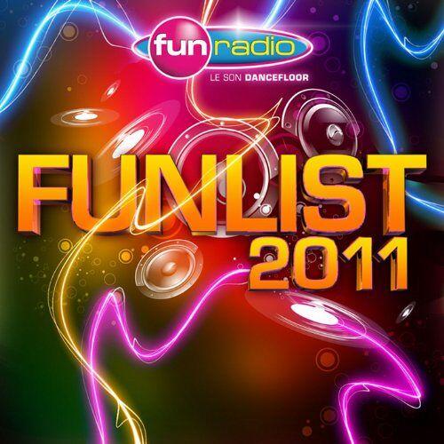 Various - Fun Radio Funlist 2011 - Preis vom 11.05.2021 04:49:30 h