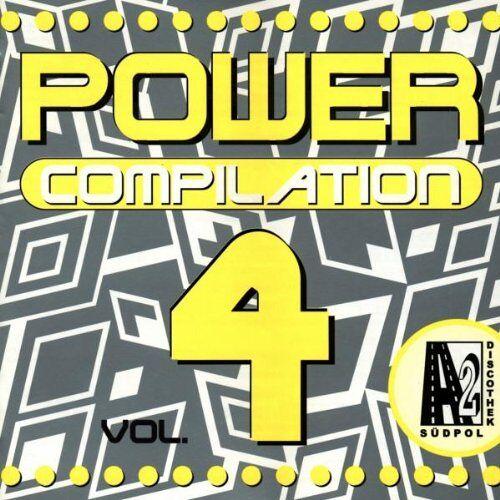 Various - Südpol Power-Comp.4 - Preis vom 04.09.2020 04:54:27 h