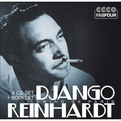 Django Reinhardt - Django Reinhardt-Swing in Paris - Preis vom 04.10.2020 04:46:22 h