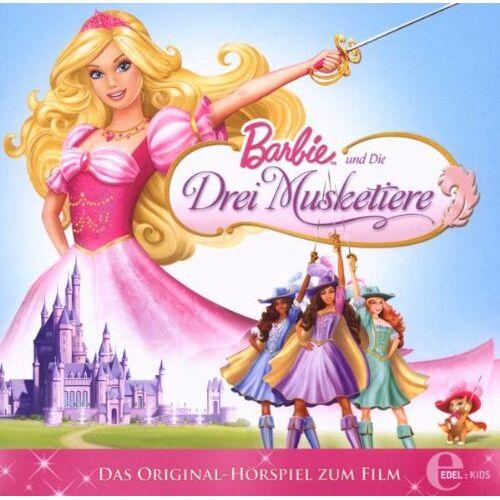 Barbie und die Drei Musketiere - Musketiere-Original Hörspiel Zum Film - Preis vom 20.10.2020 04:55:35 h