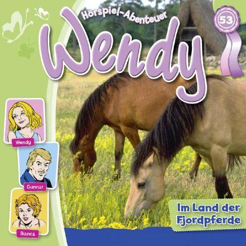 Wendy - Im Land der Fjordpferde (Audio-CD) - Preis vom 18.04.2021 04:52:10 h