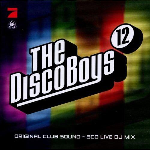 The Disco Boys - The Disco Boys Vol.12 - Preis vom 06.03.2021 05:55:44 h